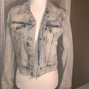 Light and Dark Washed Jean Jacket